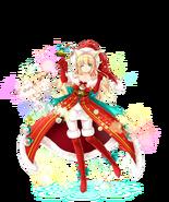 Camilla (Christmas) Render
