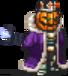 Pumpkin King Sprite