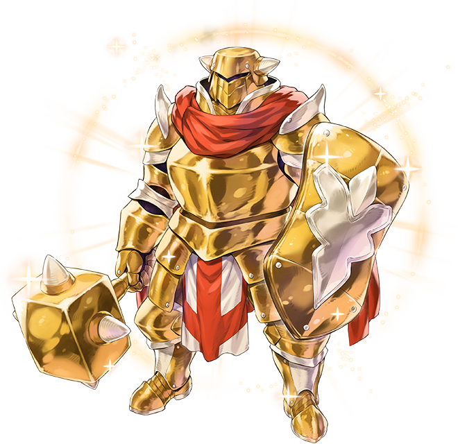 Ultimate Gold Armor