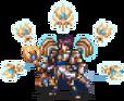 Prince (Keraunos) Sprite