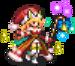 Camilla (Christmas) CC Sprite
