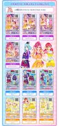 Candy Fish Sausage cards