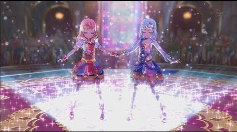 Aikatsu Friends! ep 42 stage アイカツフレンズ!42話ステージ