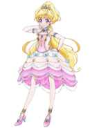 The rendered Diamond Angel Coord