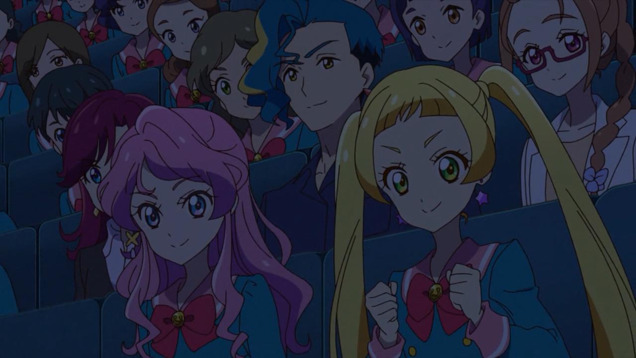 Episode 26 - Friends Gathered♪ Autumn of Aikatsu☆/Image gallery