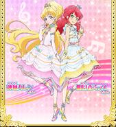 Karen Kamishiro and Mirai Asuka Teaser