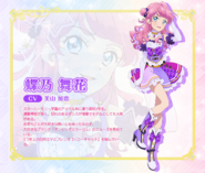 Maika Profile S2 TV Tokyo