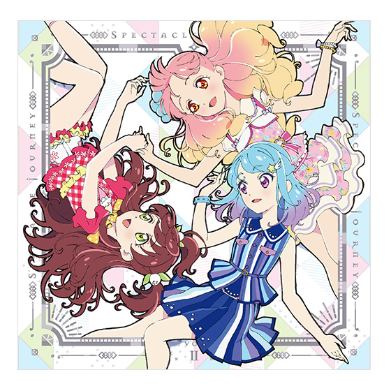 "TV Anime/Data Carddass ""Aikatsu Friends!"" 2nd Season Insert Song Single 2 - SPECTACLE JOURNEY Vol.2"
