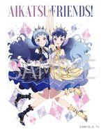 Aikatsu Friends! 3rd Blu-ray Box