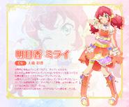 Mirai Profile S2 TV Tokyo