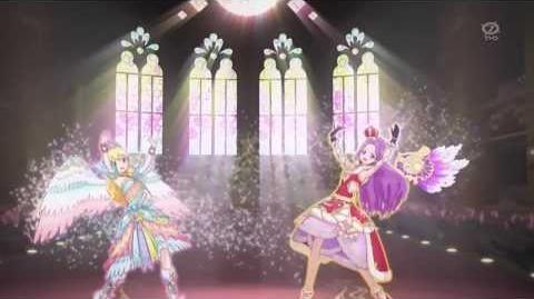 (HD) Aikatsu! Episode 50 - STARLIGHT QUEEN CUP - Final Battle of ICHIGO & MIZUKI