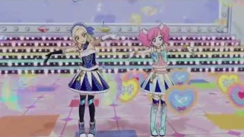 (HD)Aikatsu!-Rin&Madoka-Let's Aikatsu! (Episode 127)