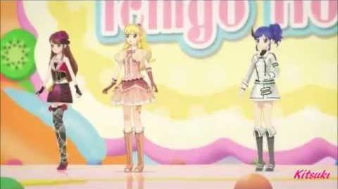 【HD】Aikatsu! episode 24 Ichigo
