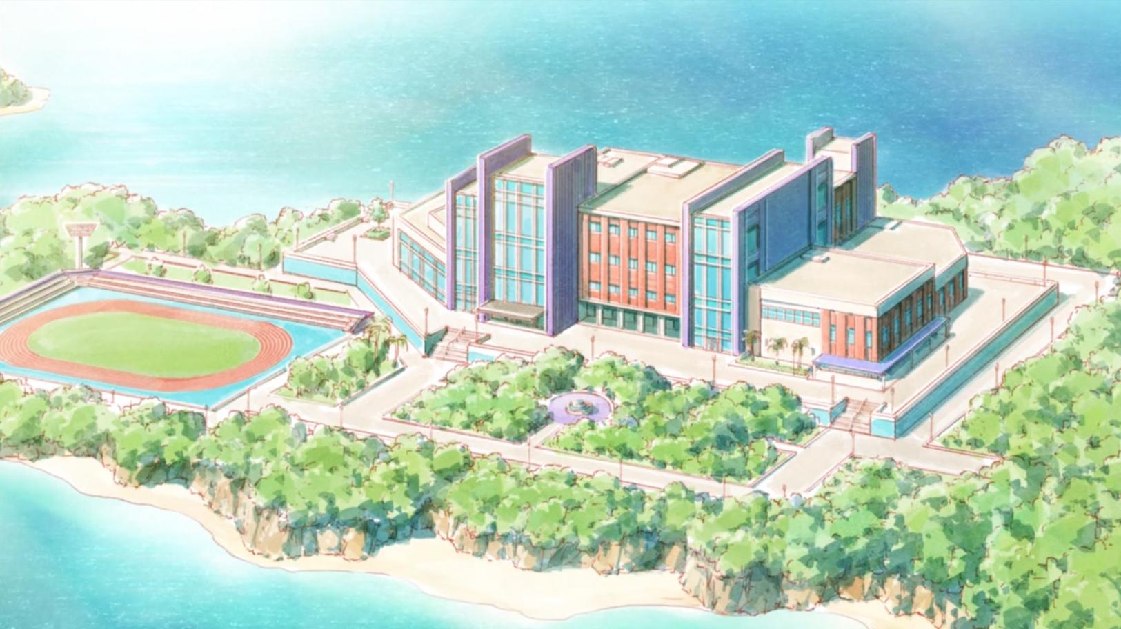 Naniwa World's No. 1 Academy