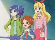 Ichigo, Raichi, and Aoi