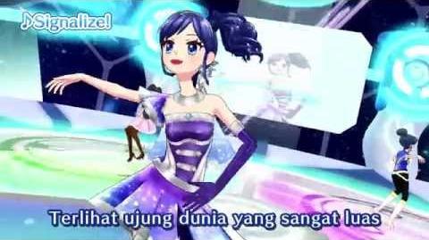 """Aikatsu! Music Video """"Signalize!"""" ♪"""