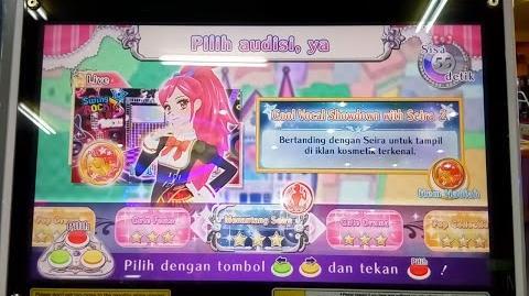 Aikatsu Indonesia Card Game Season 2 seri 1 Idol Activity ver