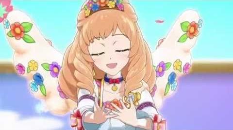 Aktifitas Idol! - Putri Aurora Bagai Bunga Mekar (☆Maria Himesato ♪Aurora Princess)