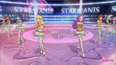 Happy Crescendo - STAR ANIS