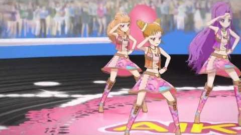 (HD)Aikatsu!-Aikatsu8-SHINING LINE* (Episode 91)
