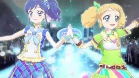 Aktifitas Idol! - Rahasia Cinta (☆Kī Saegusa & Aoi Kiriya ♪Prism Spiral)-0