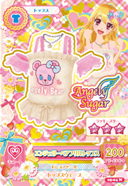 Angely Bear Coord