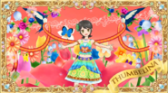 Borages Butterfly Coord Shion