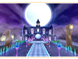 Gothic House Stage