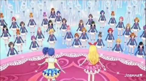 La competencia de Ichigo y Aoi