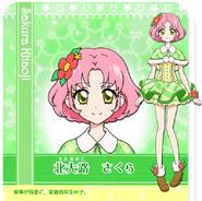 Sakura carta