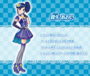 3DS myprincess chara Aoi