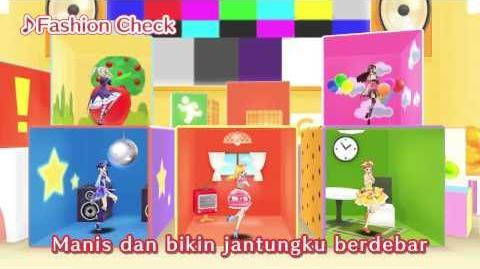 """Aikatsu! Music Video """"Fashion Check"""" ♪"""