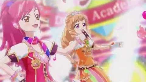 Aktifitas Idol! - Happy☆Idol Festival, Hari Pertama (☆Seira, Kī, Sora, Maria ♪Happy Crescendo)