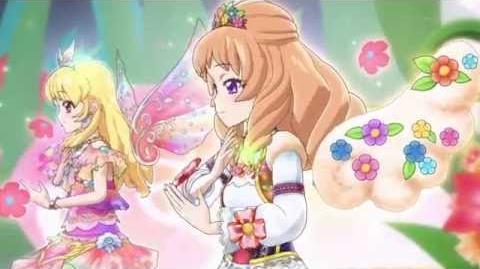Aktifitas Idol! - Keramahan Hati (☆Ichigo Hoshimiya & Maria Himesato ♪Aurora Princess)