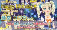 Yurika Birthday 2014