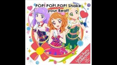 【アイカツ!】Aikatsu!_Lovely_Party_Collection_Full_mp3_Lyrics