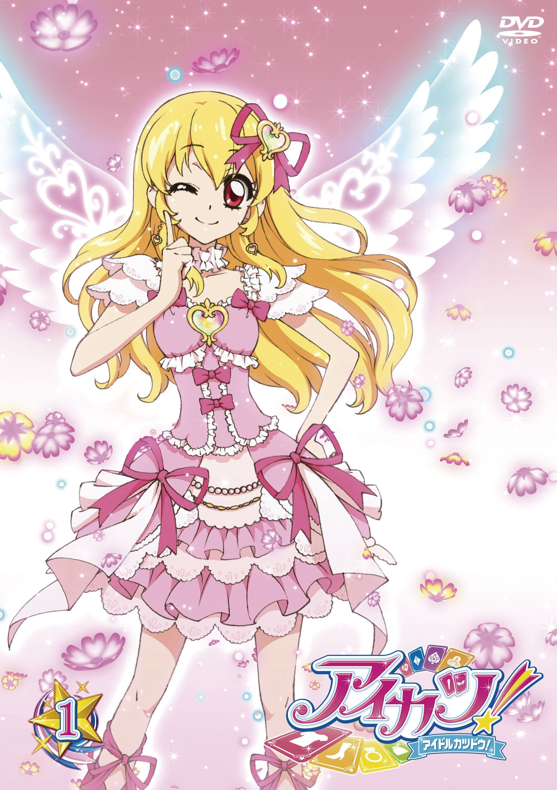 Aikatsu! Franchise DVD and BD Releases