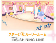 Girly Room Stage
