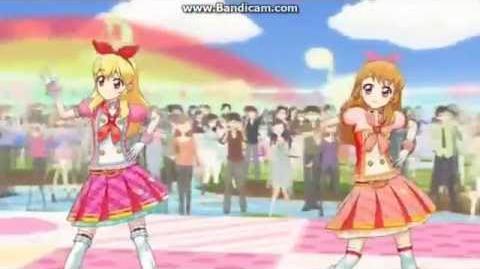 Aikatsu! Ichigo & Akari Original Star☆彡