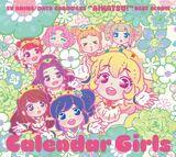 Aikatsu! Best Album Calendar Girls Cover