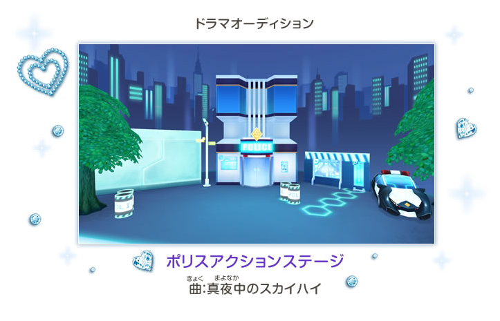Police Action Stage