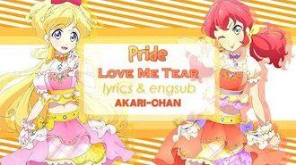 LYRICS_&_ENGSUB_Pride_-_Aikatsu_Friends!