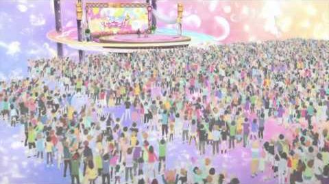 (HD)Aikatsu!-Ichigo&Akari&Mizuki-Let's Aikatsu! (The Movie)