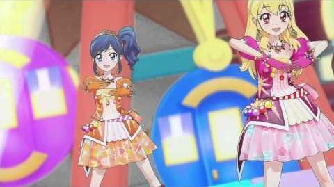 (HD)Aikatsu!-Soleil-Diamond Happy (Episode 87)