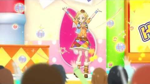 (HD) AIKATSU! アイカツ!– HIKAMI SHONJYO – Good morning my dream – 第105話