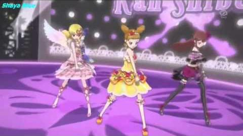 Indo Ver Aikatsu - Trap Of Love all 4 girl