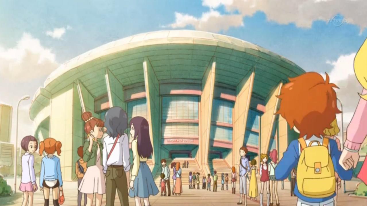 Aikatsu Stadium