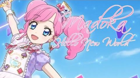(HD)Aikatsu!-Madoka-Hello_New_World_(Episode_175)