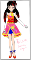 Shizuku Kagari-Jo's Fanart