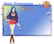 Sora profile incompleto